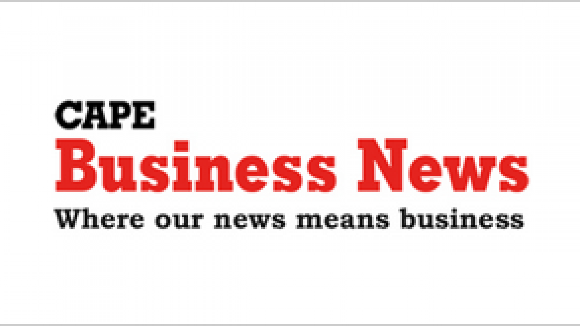Cape Business News