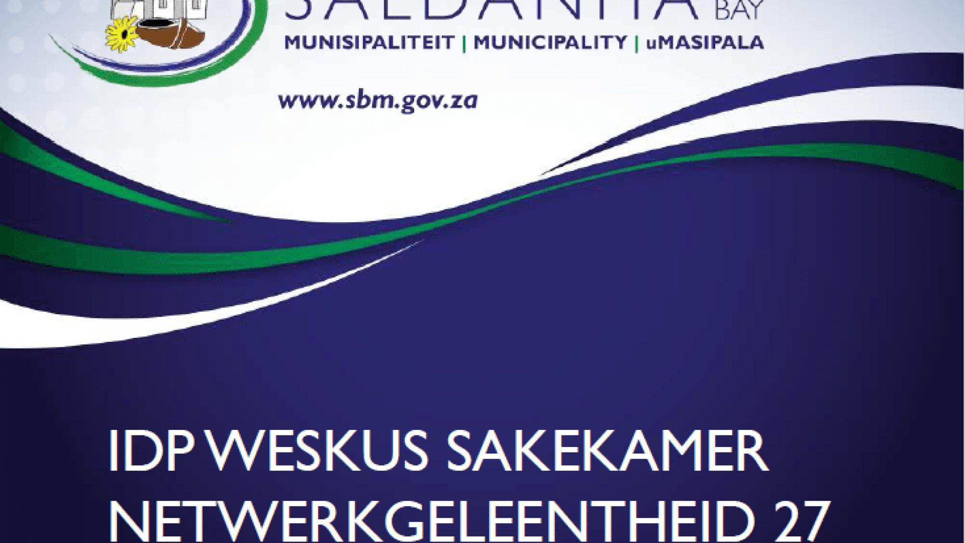 IDP Presentation - 27 August 2015