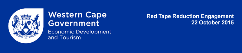 Red Tape reduction management