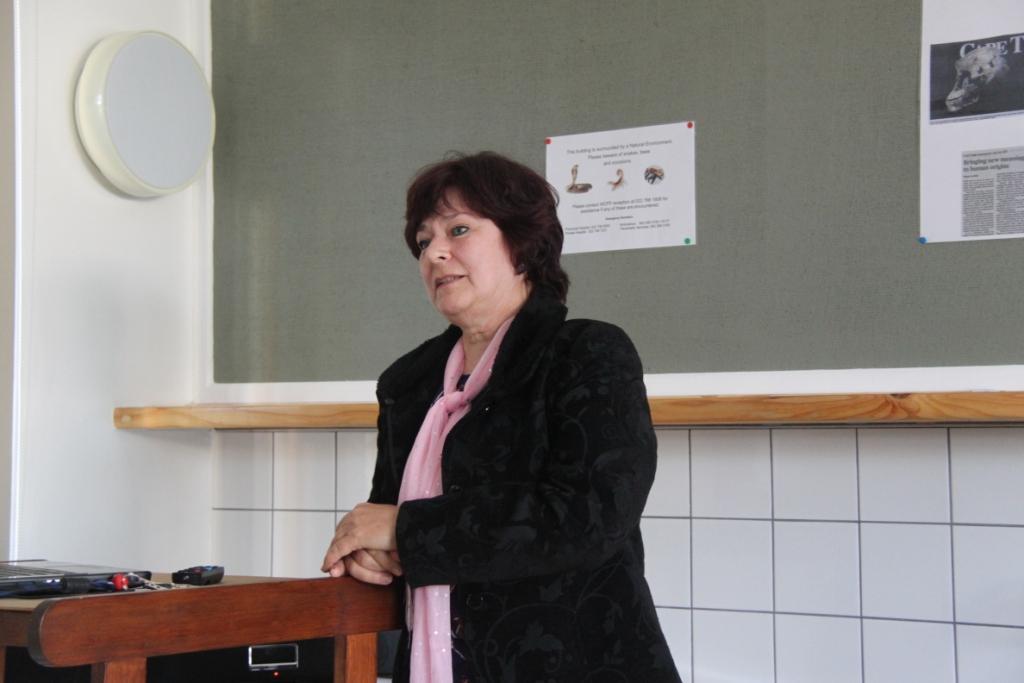 Janette Cawood - Cawood Laboratories
