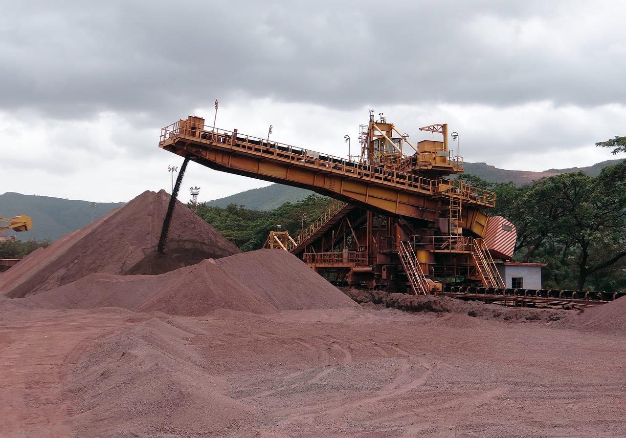 Iron-ore freight